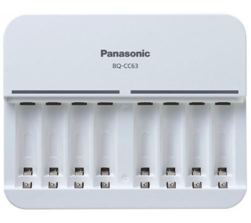 Panasonic Eneloop BQ-CC63 akumuliatorių įkroviklis