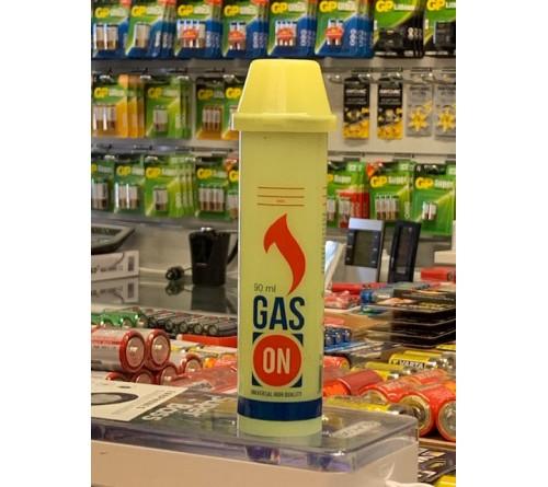 Dujos užpildymui GAS 90ml
