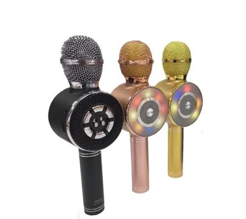 Karaokė su bluetooth funkcija mikrofonas