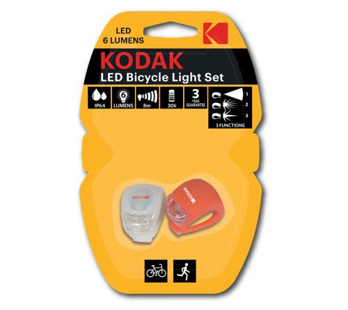 KODAK LED rinkinys priekis + galas