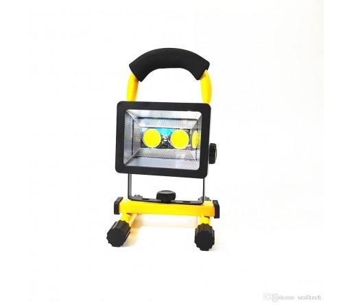 30W LED įkraunamas darbinis žibintas