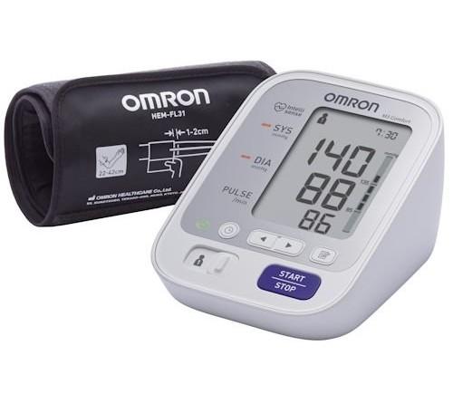 OMRON M3 COMFORT  kraujospūdžio matuoklis